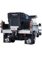 SaltDogg SaltDogg® PRO3000 Electric Poly Hopper Spreader - Auger
