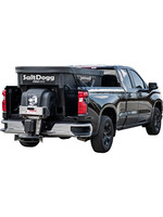 Buyers Products Company SaltDogg® PRO1500 1.5 Cubic Yard Electric Poly Hopper Spreader - Auger