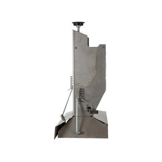 SaltDogg Replacement Extended Stainless Steel Chute for SaltDogg® Spreader 1400 Series