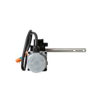 SaltDogg Replacement Extended Chute Spinner Gear Motor for SaltDogg®  SHPE Series Spreaders
