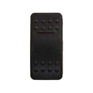 SaltDogg Replacement Controller Rocker Switch for Clutch with Red LED