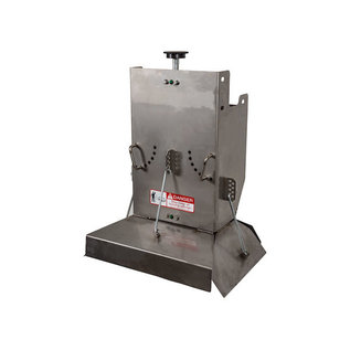 SaltDogg Replacement Chute Assembly for Gas SaltDogg® Spreader