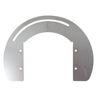 SaltDogg Replacement Chute Shield Kit for SaltDogg® SHPE 0750, 1000, 15000, and 2000 Series Spreaders