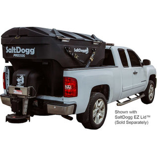 SaltDogg SaltDogg® PRO2000 Electric Poly Hopper Spreader - Auger
