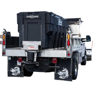 SaltDogg SaltDogg® PRO3000 Electric Poly Hopper Spreader - Conveyor Chain