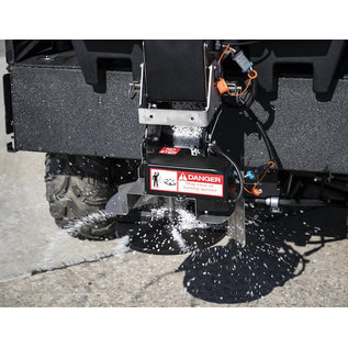 SaltDogg SaltDogg® SHPE0750 Electric Poly Hopper Spreader