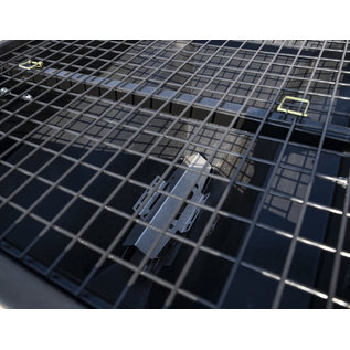 SaltDogg SaltDogg® SHPE1000 Electric Poly Hopper Spreader