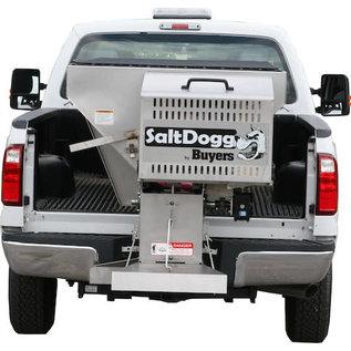 SaltDogg SaltDogg® 2 Cubic Yard Gas Stainless Hopper Spreader