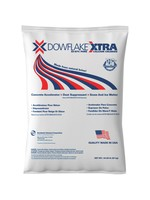 (1) 50 Lbs. Bags Dowflake Xtra Calcium Chloride Ice Melt