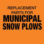Municipal Plow Parts and Accessories