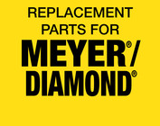 Replacement Parts for Meyer®/Diamond® Snow Plows & Salt Spreaders