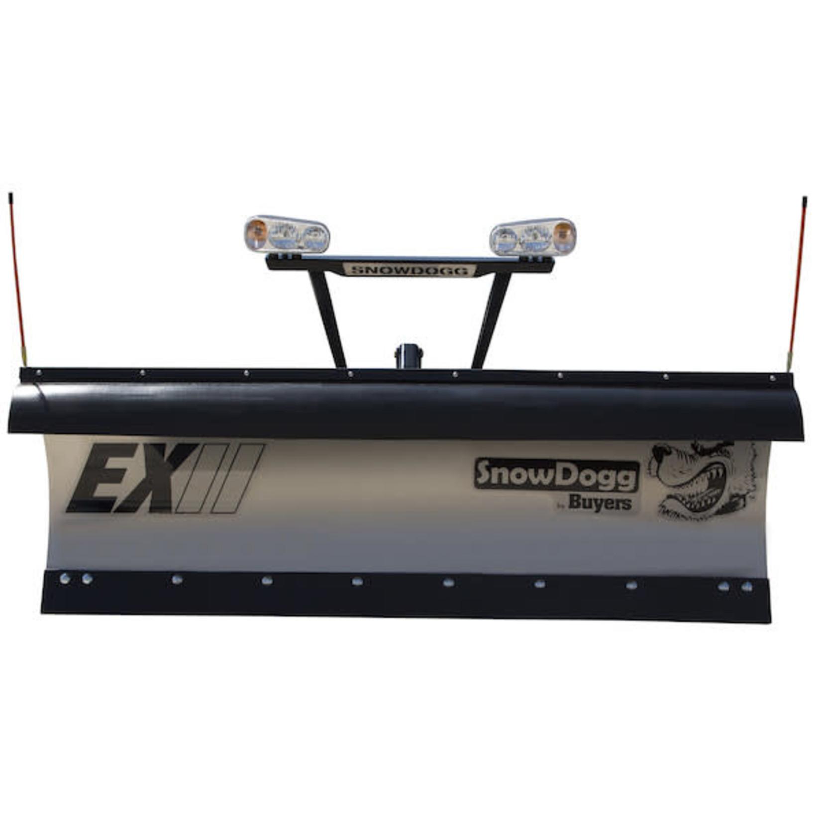 SnowDogg SnowDogg® EX80 II Moldboard