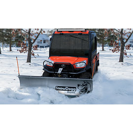 SnowDogg SnowDogg® MUT Snow Plow for UTVs