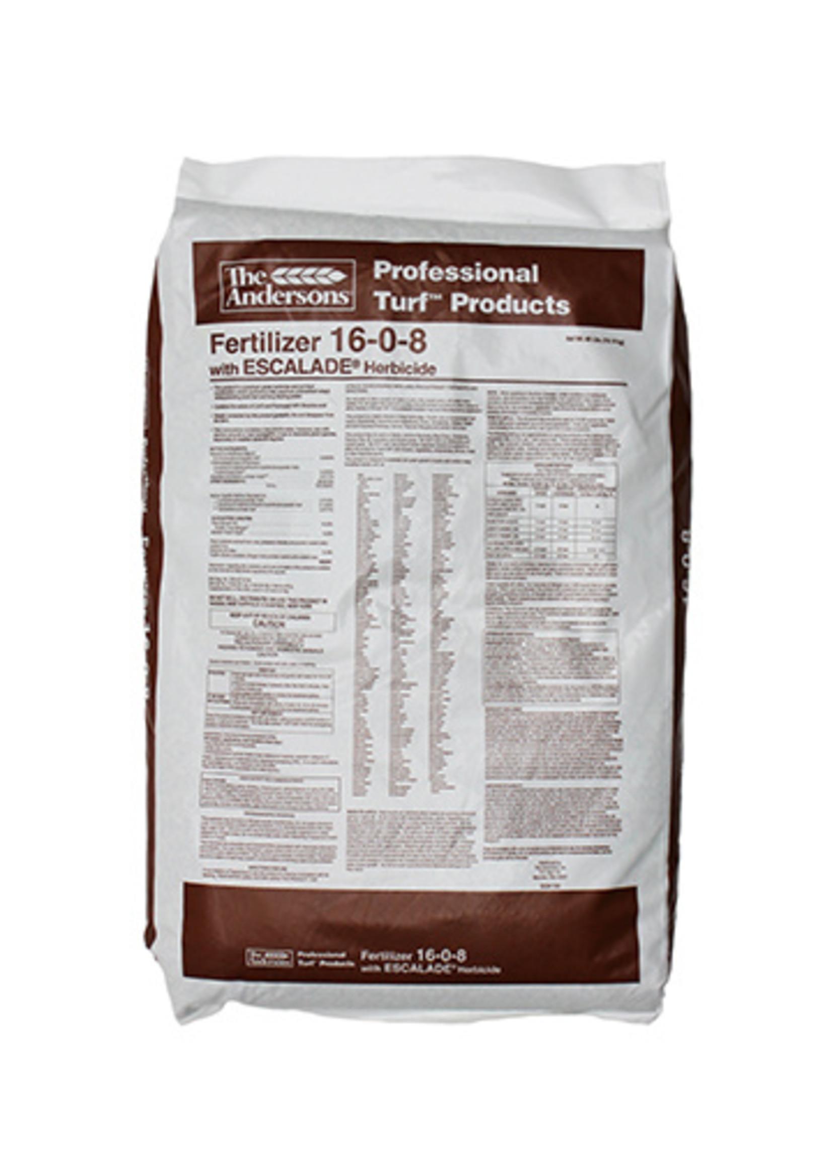 Andersons 16-0-8 Fertilizer with ESCALADE® Herbicide