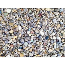#57 Bulk Washed Gravel 1 YD (Decorative Rounded River)