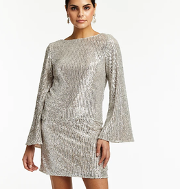 MESTIZA SEQUIN DRESS