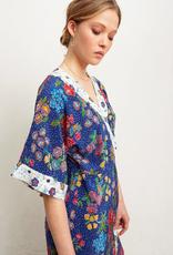 WARM KIMONO DRESS