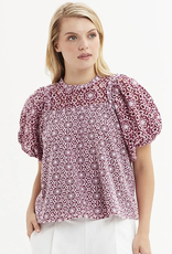 MARIE OLIVER WILLA TOP