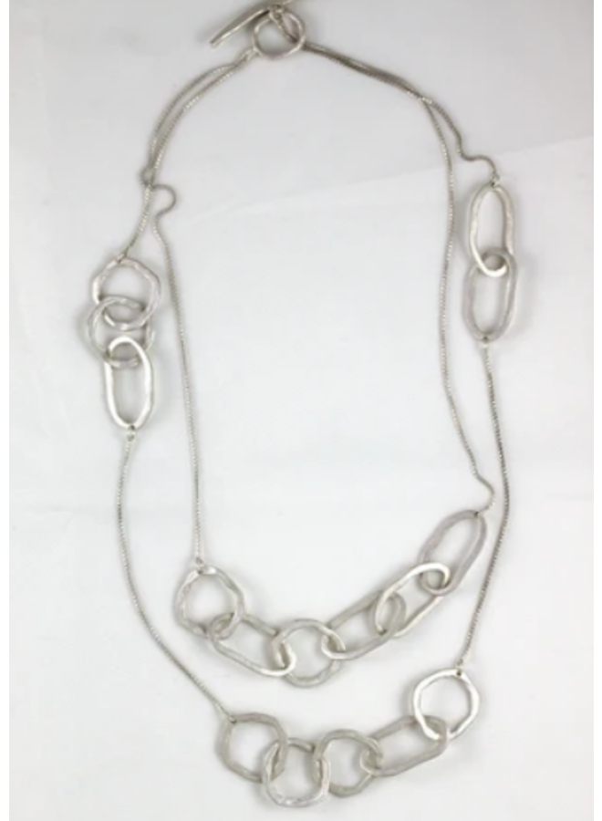 LOOP D NECKLACE