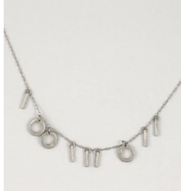 SAUNDRA MESSINGER LITTLE CHAOS NECKLACE