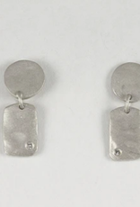 SAUNDRA MESSINGER BOYS/GIRL EARRING
