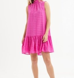 MARIE OLIVER ALI FLOUNCE DRESS