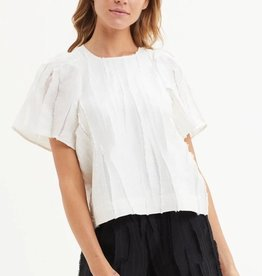 MARIE OLIVER WILLA BELL SLV BLOUSE