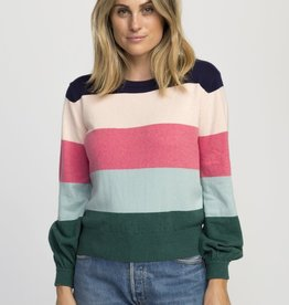 TROVATA BIRDS OF PARADIS STELLA SWEATER