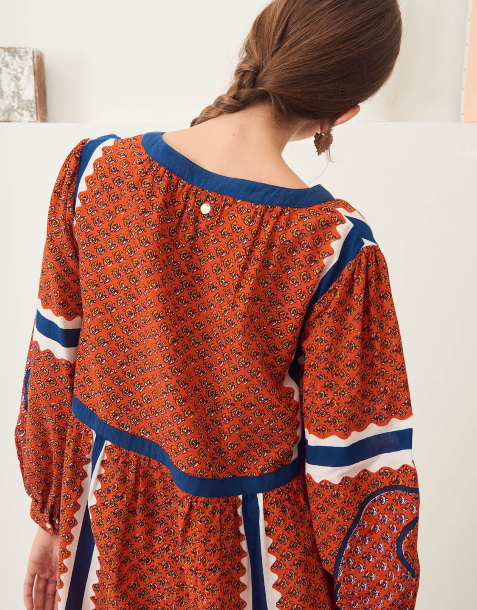 ANTIK BATIK GISELLE DRESS