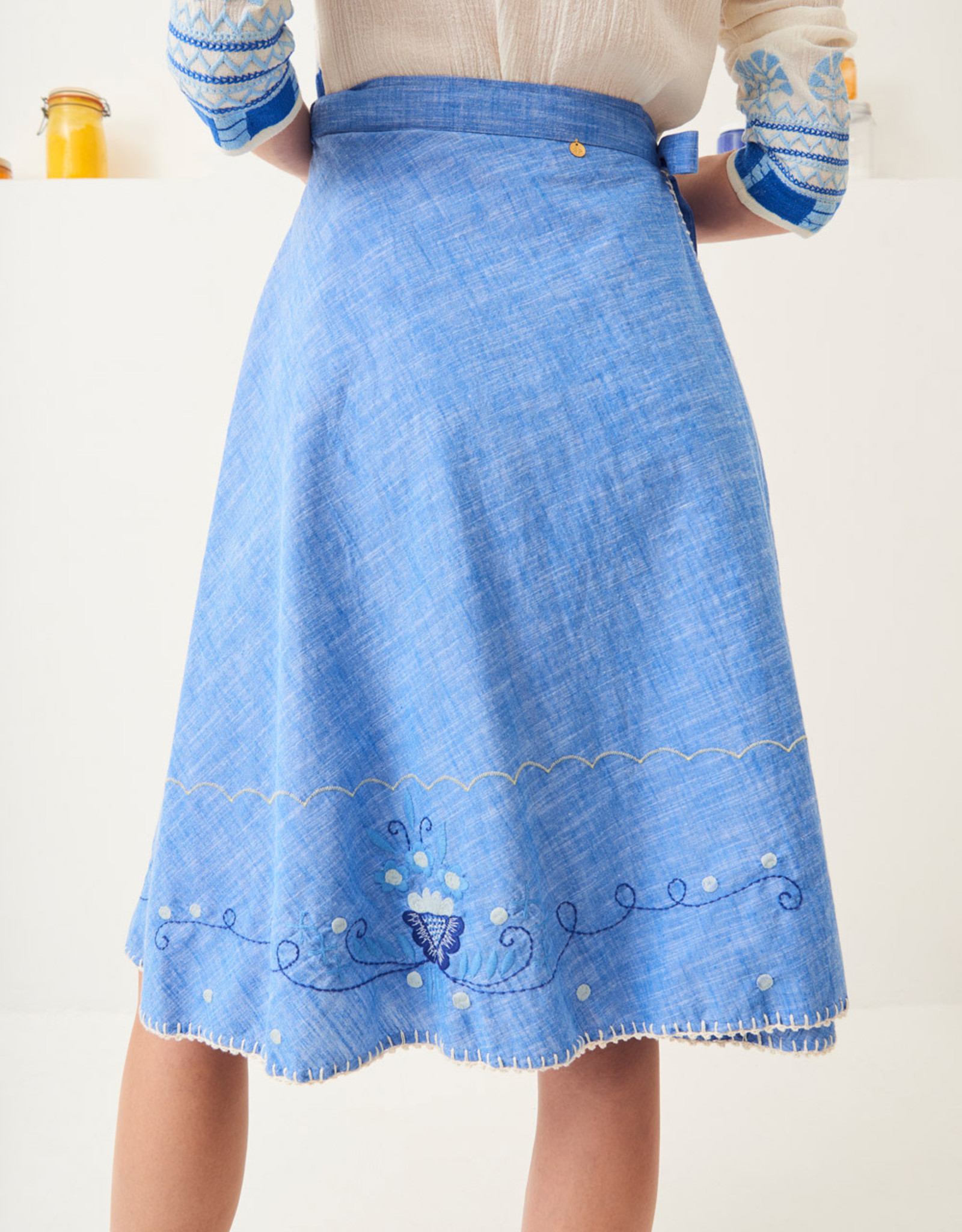 ANTIK BATIK PONY SKIRT