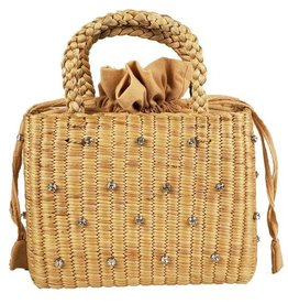 HAT ATTACK GEMMA BAG - NATURAL