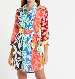 MARIE OLIVER ADRIAN SHIRT DRESS