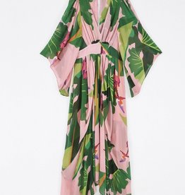 FARM RIO TROPICALISTIC MAXI DRESS