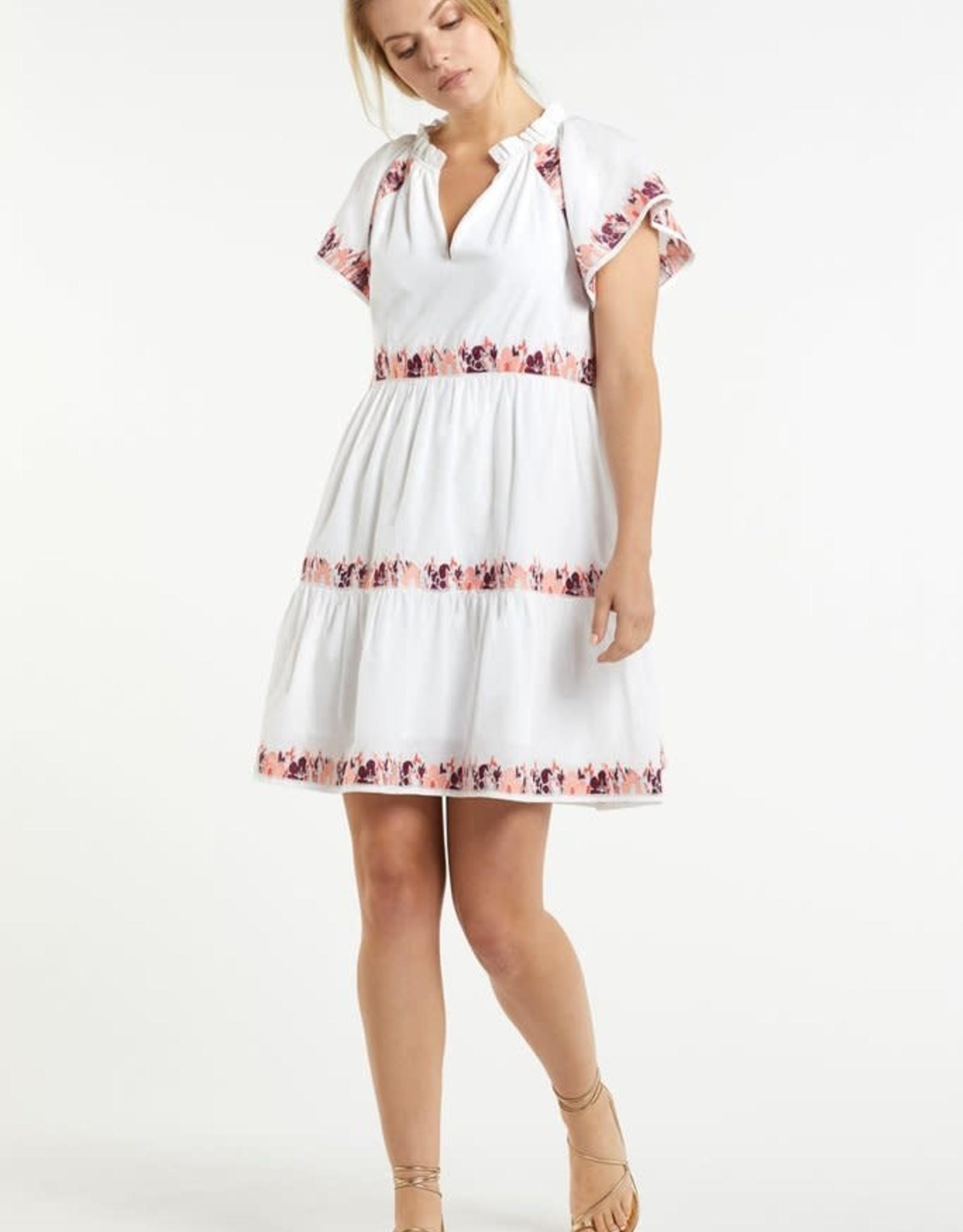 MARIE OLIVER ELLIE EMBROD DRESS