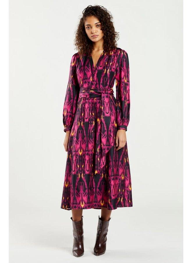 LILLIAN SHIRT DRESS