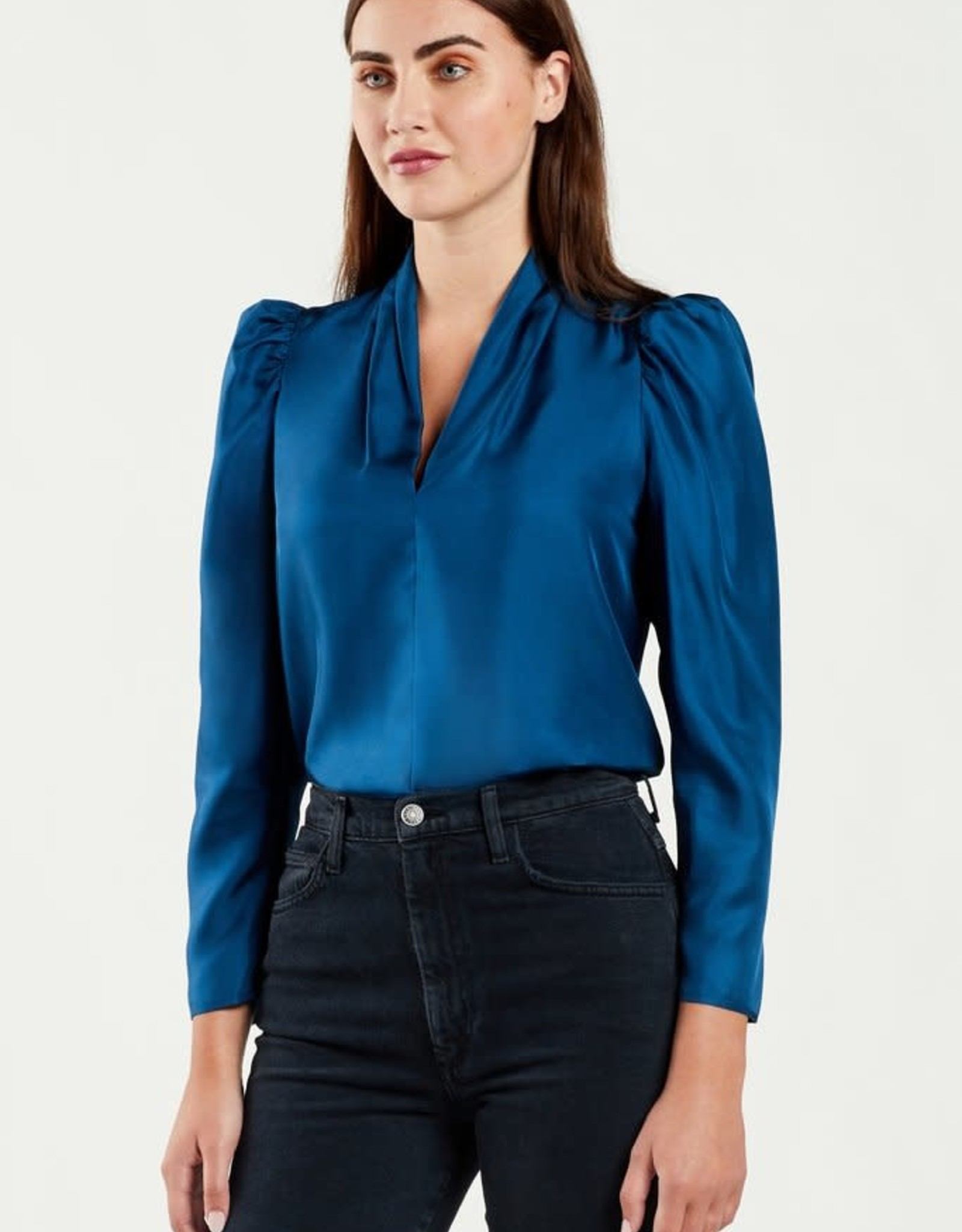 MARIE OLIVER JACLYN BLOUSE