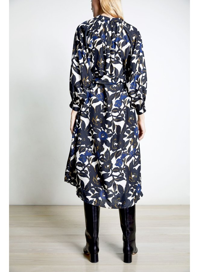 ABERNA SHIRT DRESS