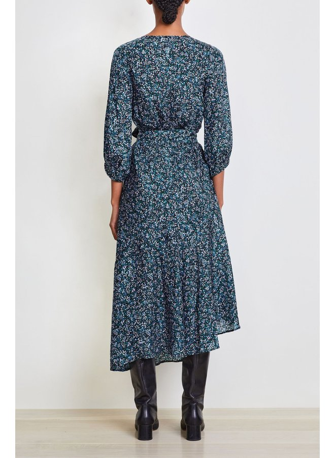 SIERRA WRAP DRESS
