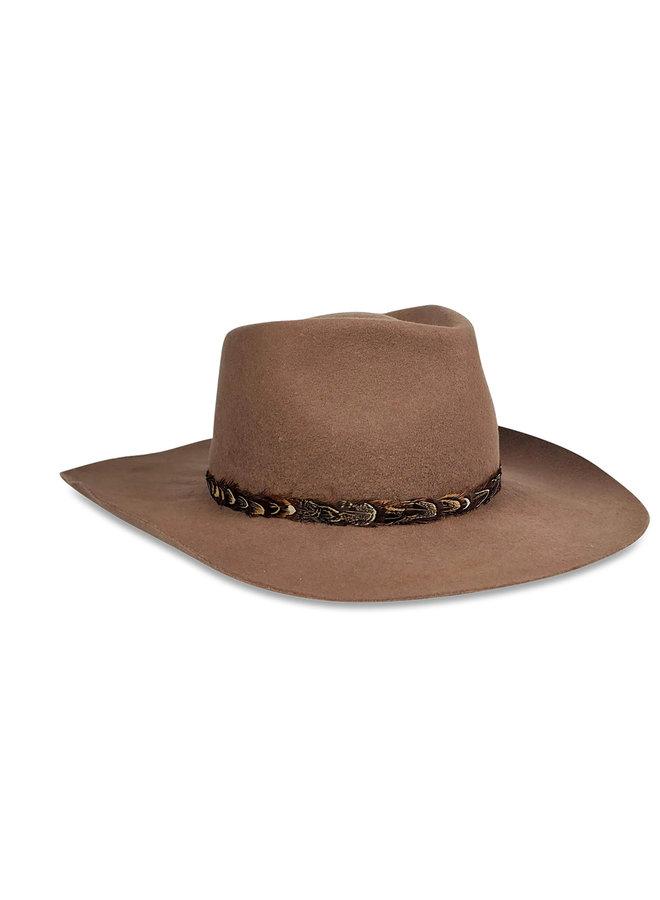 ABIGAIL FELT HAT