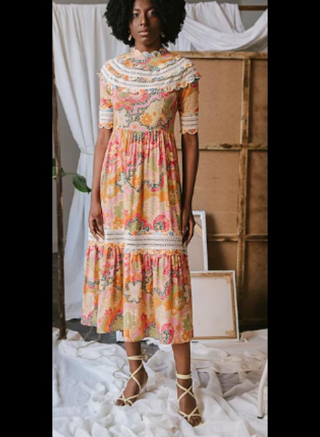 PEONIA DRESS