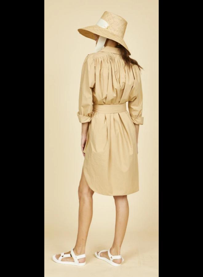 ROLLINS SHIRT DRESS
