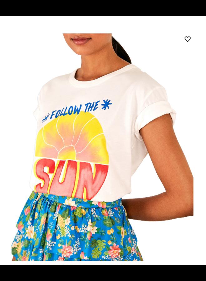 FOLLOW THE SUN TSHIRT