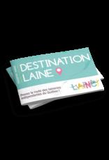 Vive La laine Passeport Destination Laine