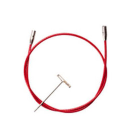 "ChiaoGoo Twist red cable 27"" Large -  93 cm 
