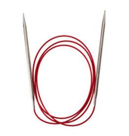 "ChiaoGoo Red lace Circular 60"" - 3.50mm - | US 4 |"