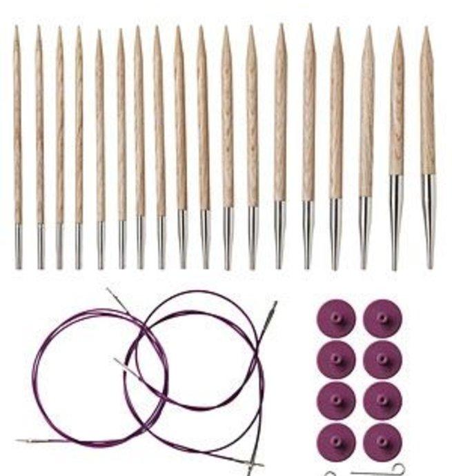Knit Picks Aiguilles interchangeable - Couleur Sunstruck