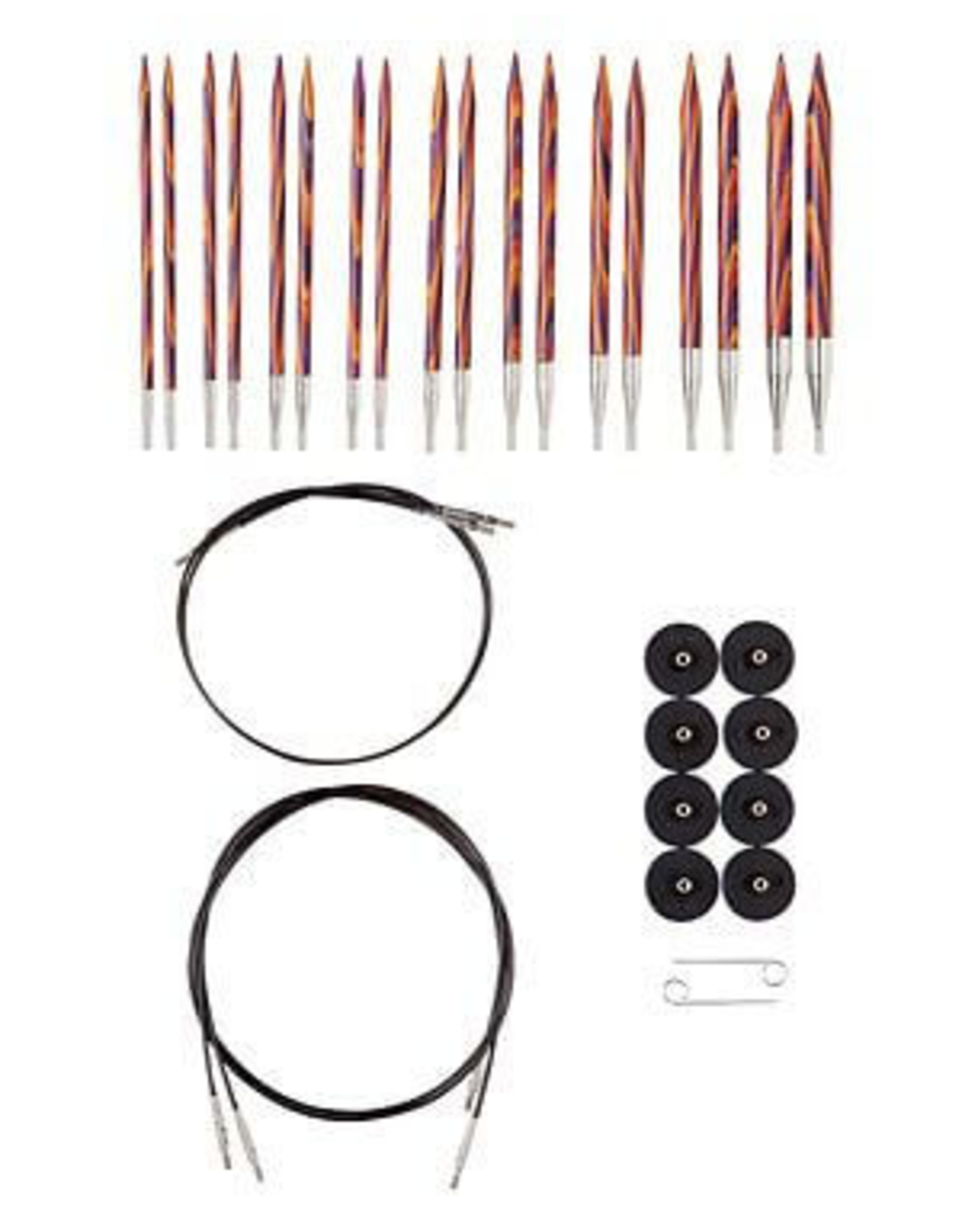 Knit Picks Radiant Interchangeable set