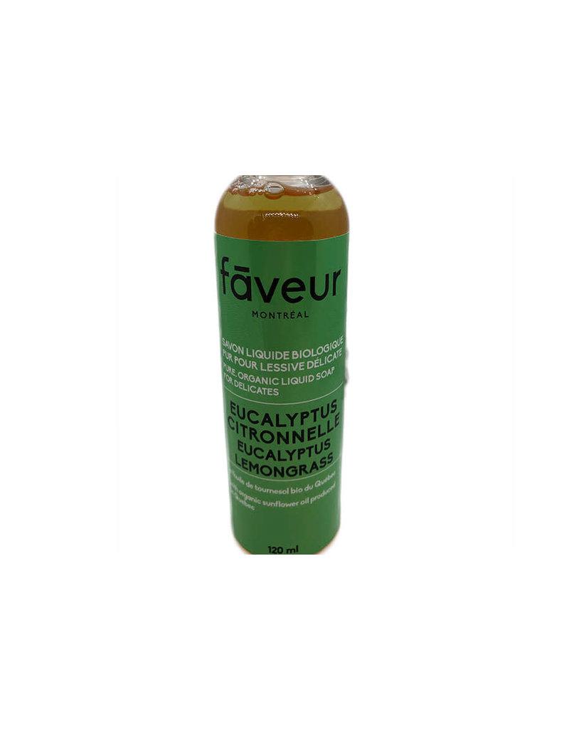 Faveur Montréal Savon liquide bio 120ml, Faveur Montréal