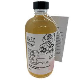 Faveur Montréal Savon liquide Urso 250ml - Cèdre et rose