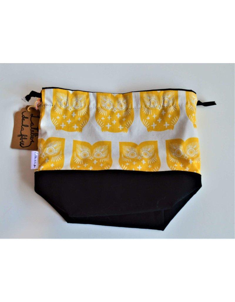 L'atelier de la fibre Sac de tricot